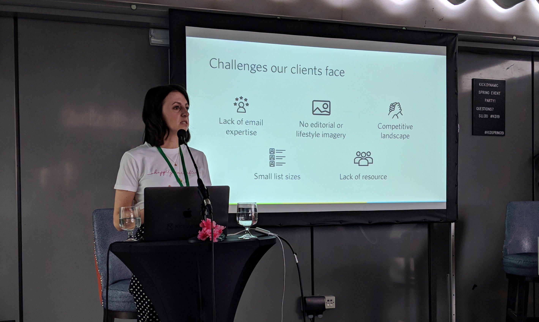 Lindsey Roberts Visualsoft presentation