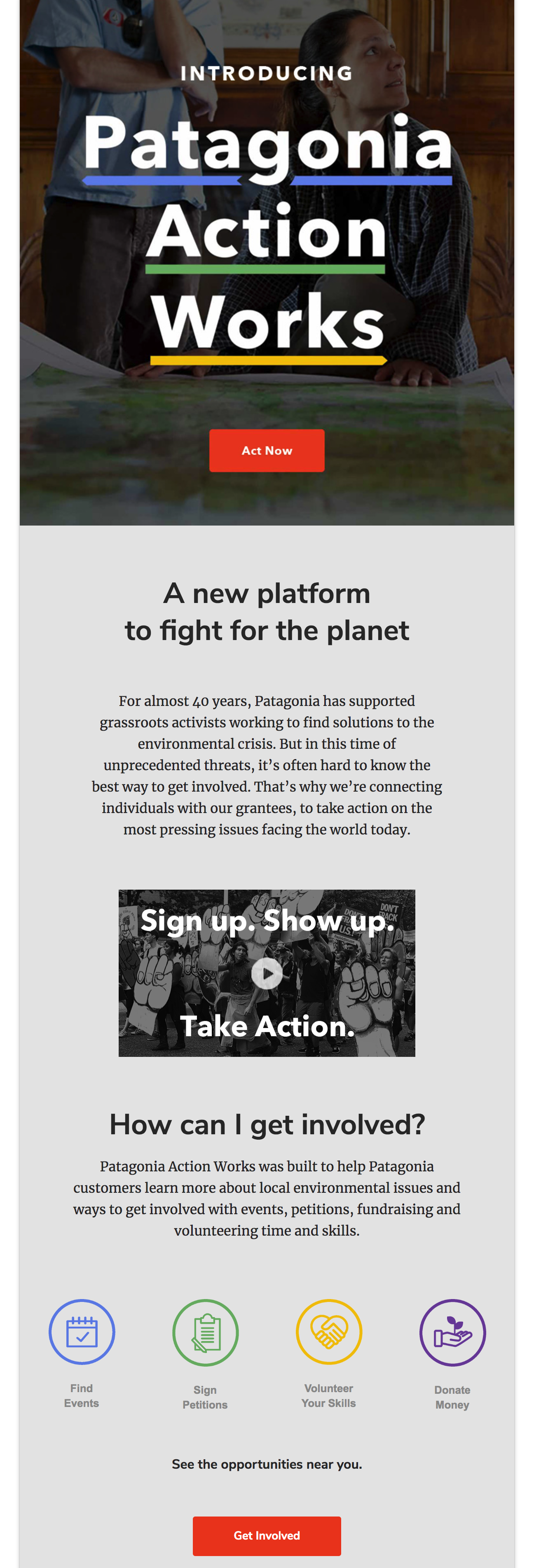 Patagonia-integrity