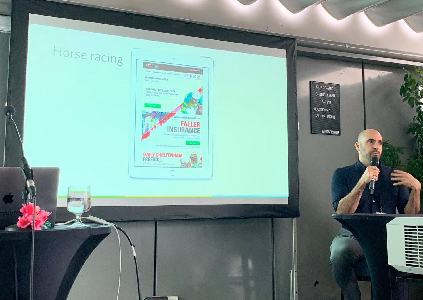 Zack Lasry Stars Group presentation